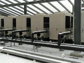 空气源热泵本地控制方案